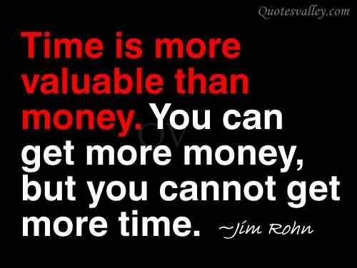 time-is-more-valuable-than-money