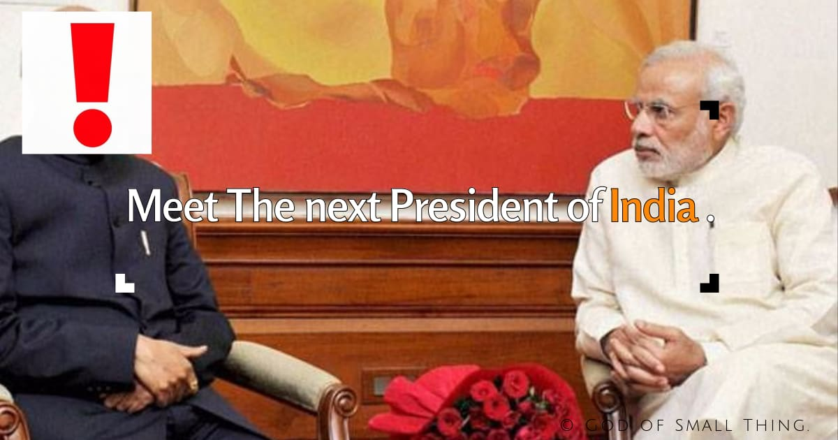 Current President Of India