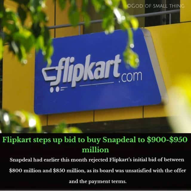 If flipkart buys snapdeal there will be no competition forhellip