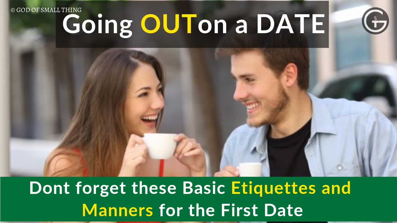 Basic Etiquettes and Manners for First Date