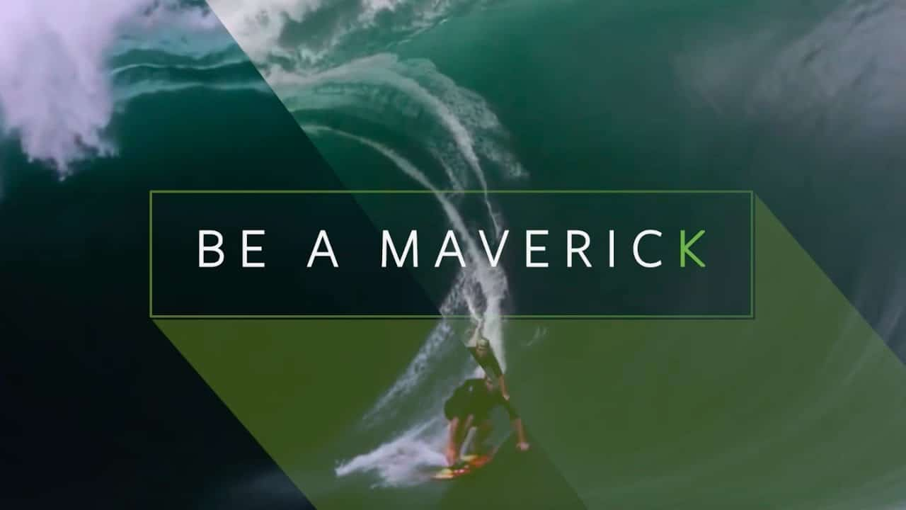 be a maverick : Struggling in life ?Remember you should always strive for more