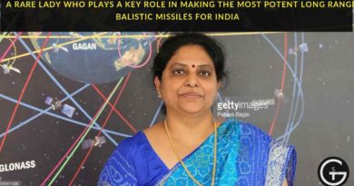 This Lady Has Been Behind AGNI Missiles.Meet Tessy Thomas-missile woman of India