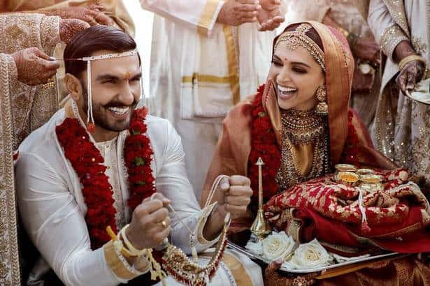 Deepika Ranveer Wedding Photos