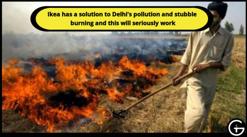 IKEA solution for pollution in Delhi