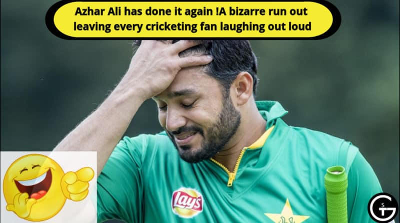 Azhar Ali has done it again