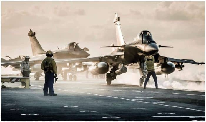 Rafale aircraft deal India