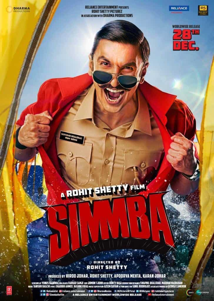 Simmbaa Movie Review by the audience