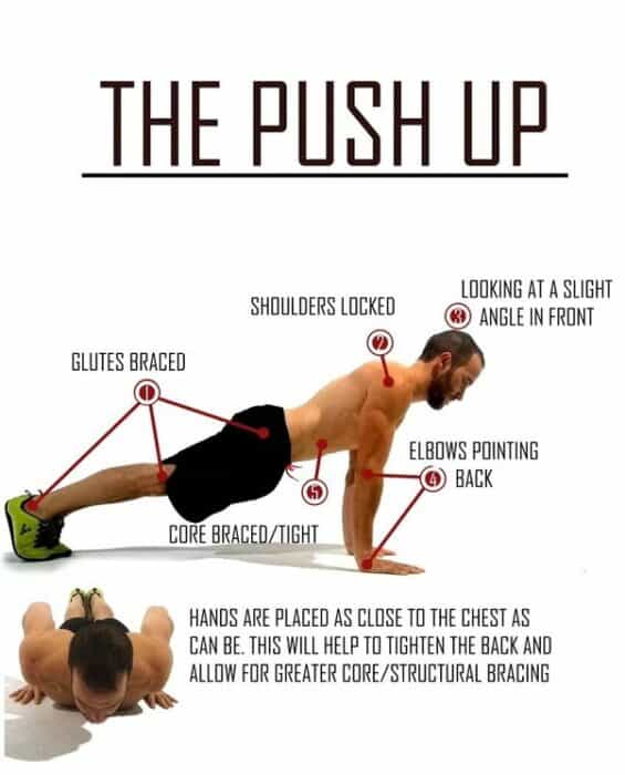 How to Start Exercising: How to do a pushup