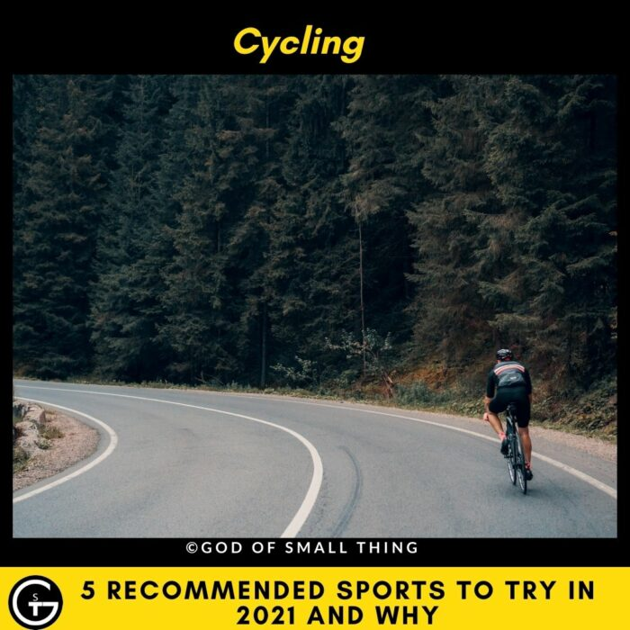 5 Recommended Sports To Try in 2021