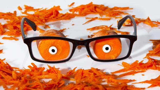 Fact Check: Carrots improve your vision.