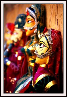 puppetry in India: Kathputli - More Than A Story To Tell