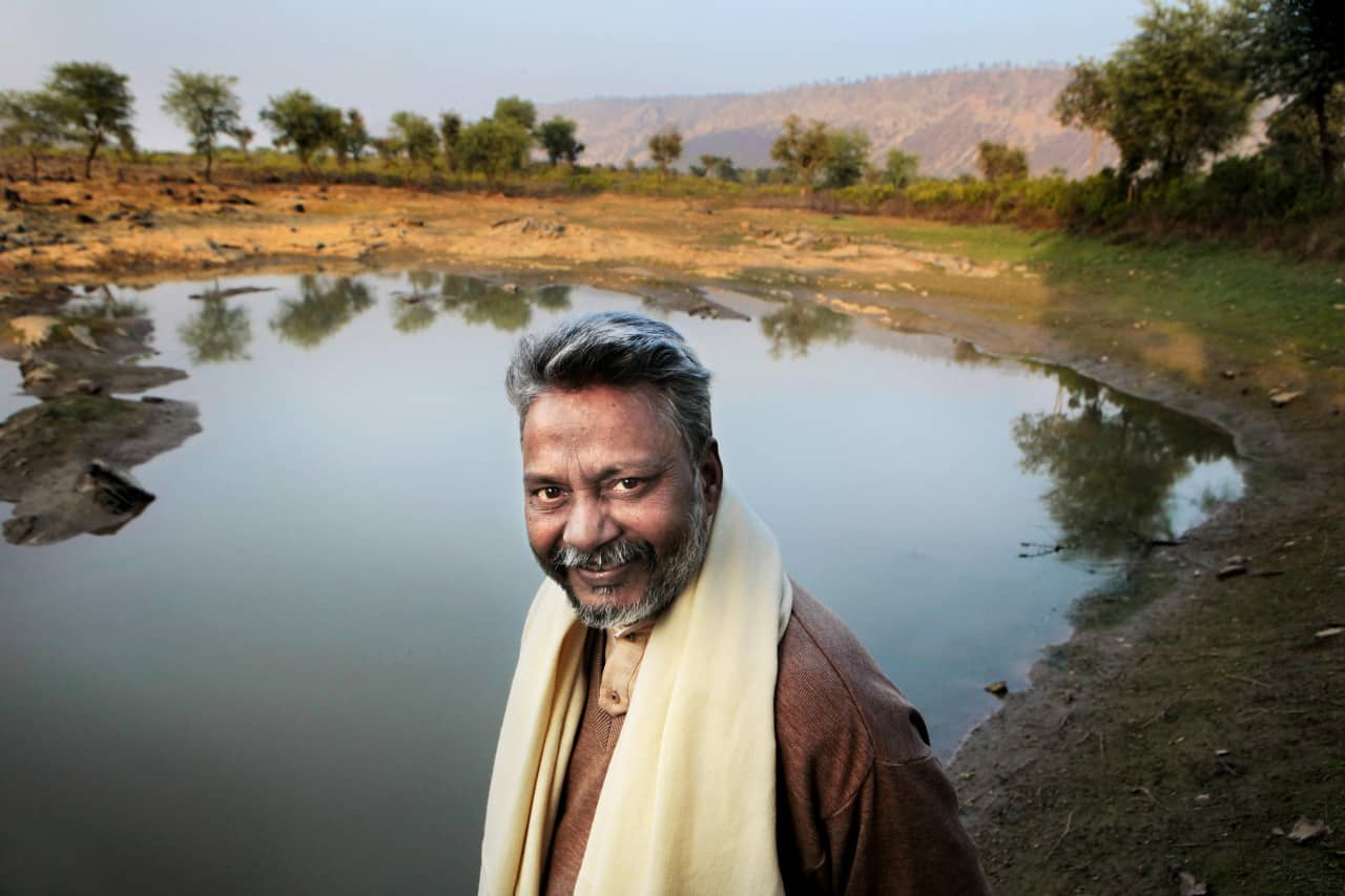 Inspirational story of Rajendra Singh The Waterman of India