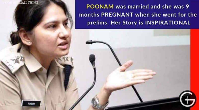 Poonam Dalal  UPSC Inspirational Stories: