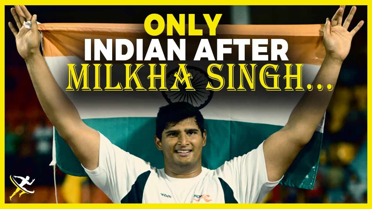sports heroes of India: Vikas Gowda