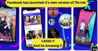Download Lasso App From Facebook