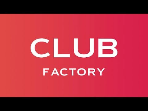 You might not be able to shop from Club factory or Shein in future