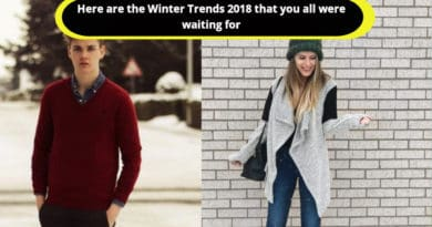 Winter Trends 2018