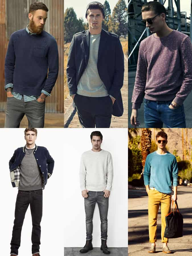 Winter Trends For Men 2018