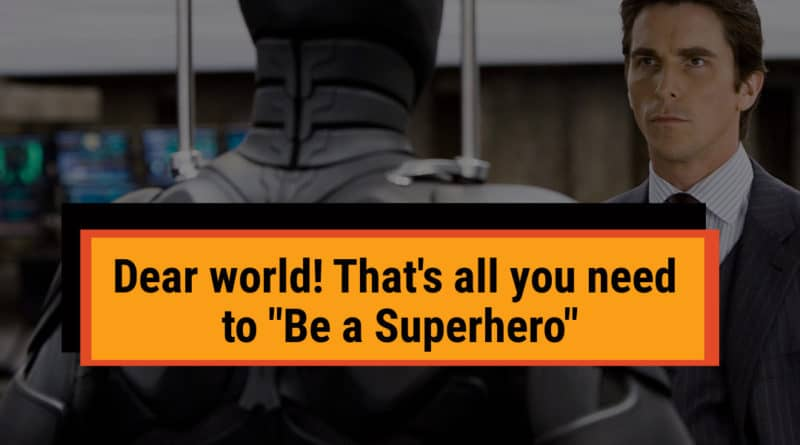 Indian men should change their outlook towards women:Be A Superman