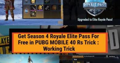 Get Season 4 Royale Elite Pass For Free Step by Step Tutorial