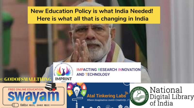 New Education Policy India