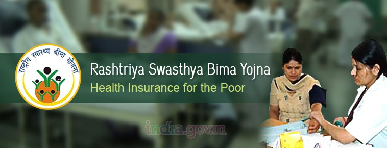 Government schemes for the poor Rashtriya Swasthya Bima Yojana