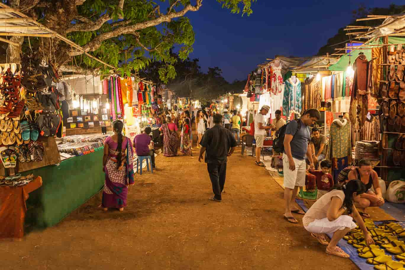 Mapusa market: Best Places for shopping in North Goa