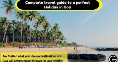Complete travel guide to a perfect Holiday in Goa | God of Small Thing