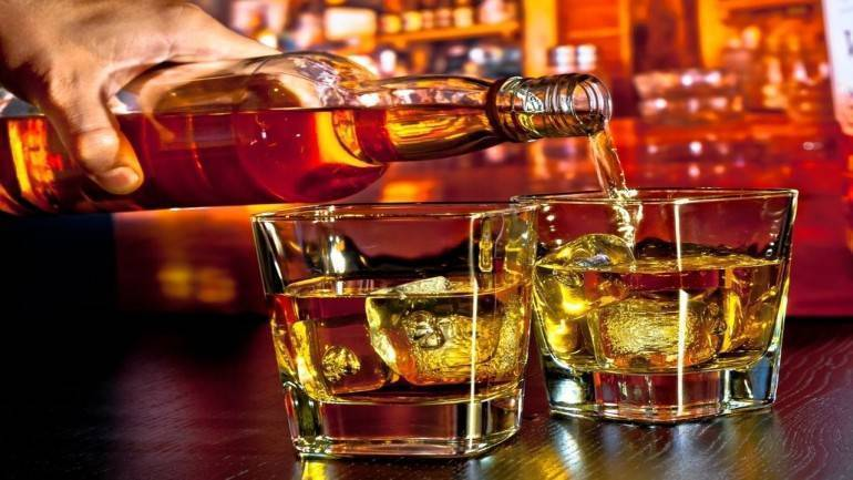 India's alcohol intake up by 38% in seven years