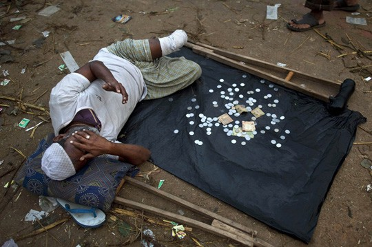 government schemes for Beggars in India