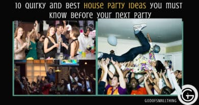 10 Quirky and best house party ideas you must know before your next party