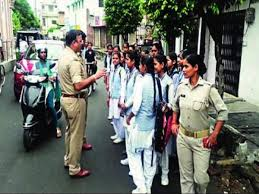Anti Romeo Squad to issue red cards to street harassers.