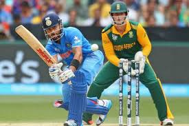 India will play its first tournament on 5th June against South Africa.