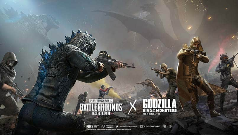 PUBG Mobile The Godzilla theme. Release Date, What's New, and More
