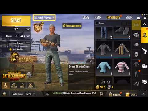 PUBG Mobile Update Inventory.PUBG Mobile Update: Release Date, What's New, and More