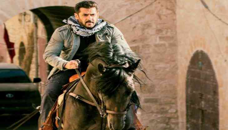 Watch Video: Salman Khan races a horse and beats it in real life