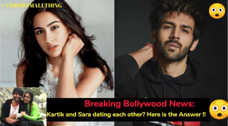 Bollywood News: Kartik and Sara dating each other? Here is the Answer