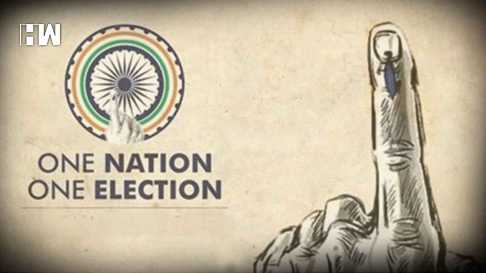 one nation one election article.Explained: One nation One election-A big question to the democracy?