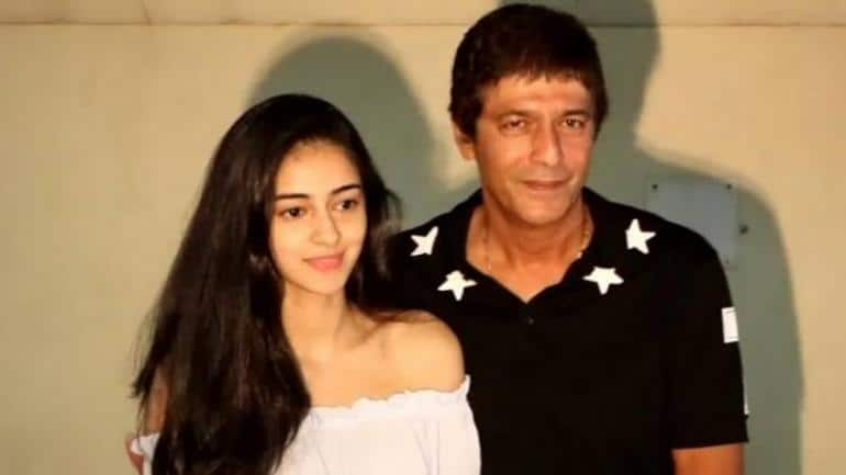 Chunky Pandeys opinion on Ananya Pandey admission