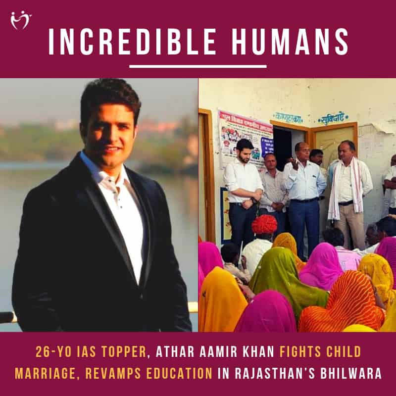How An IAS Officer Is Transforming Rajasthan Athar Aamir Khan