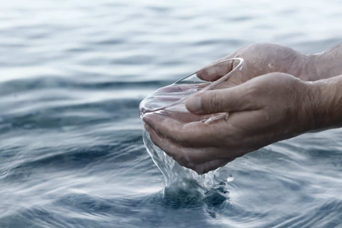 Indian scientists developed a method to turn sea water into drinkable water