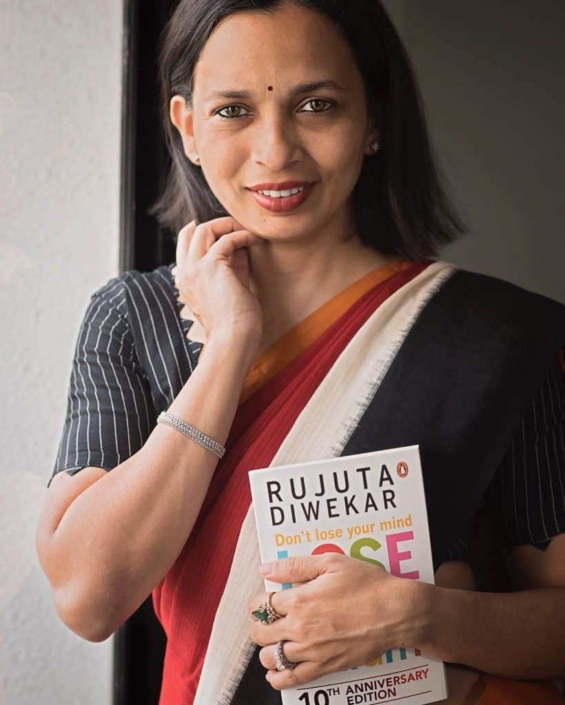 how to stay fit and healthy naturally? Lifestyle tips by Rujuta Diwekar for a fitter and better you
