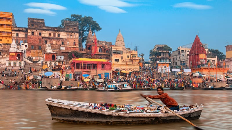What to not miss while in Varanasi the boat ride