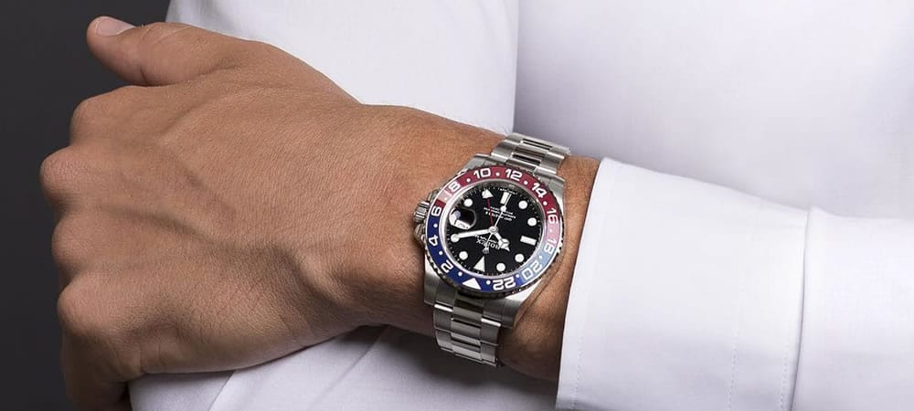 how a man should wear a watch As a piece of jewelry. Here is Why Every Man Needs to Wear a Wristwatch