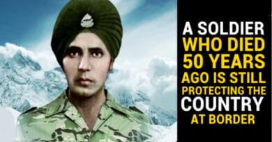 Baba Harbhajan Singh: A Man Protecting The Border's Even After Death!! - God of Small Thing