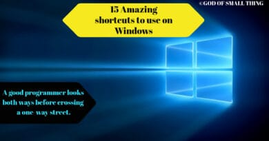 15 Amazing shortcuts to use on Windows