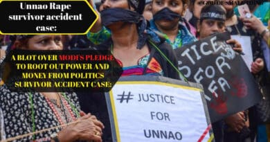 Unnao Rape survivor accident case: A blot over Modi's pledge to root out power and money from politics