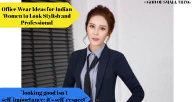Office Wear Ideas for Indian Women to Look Stylish and Professional