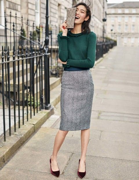 office looks for ladies simple dress . business formals for Indian women