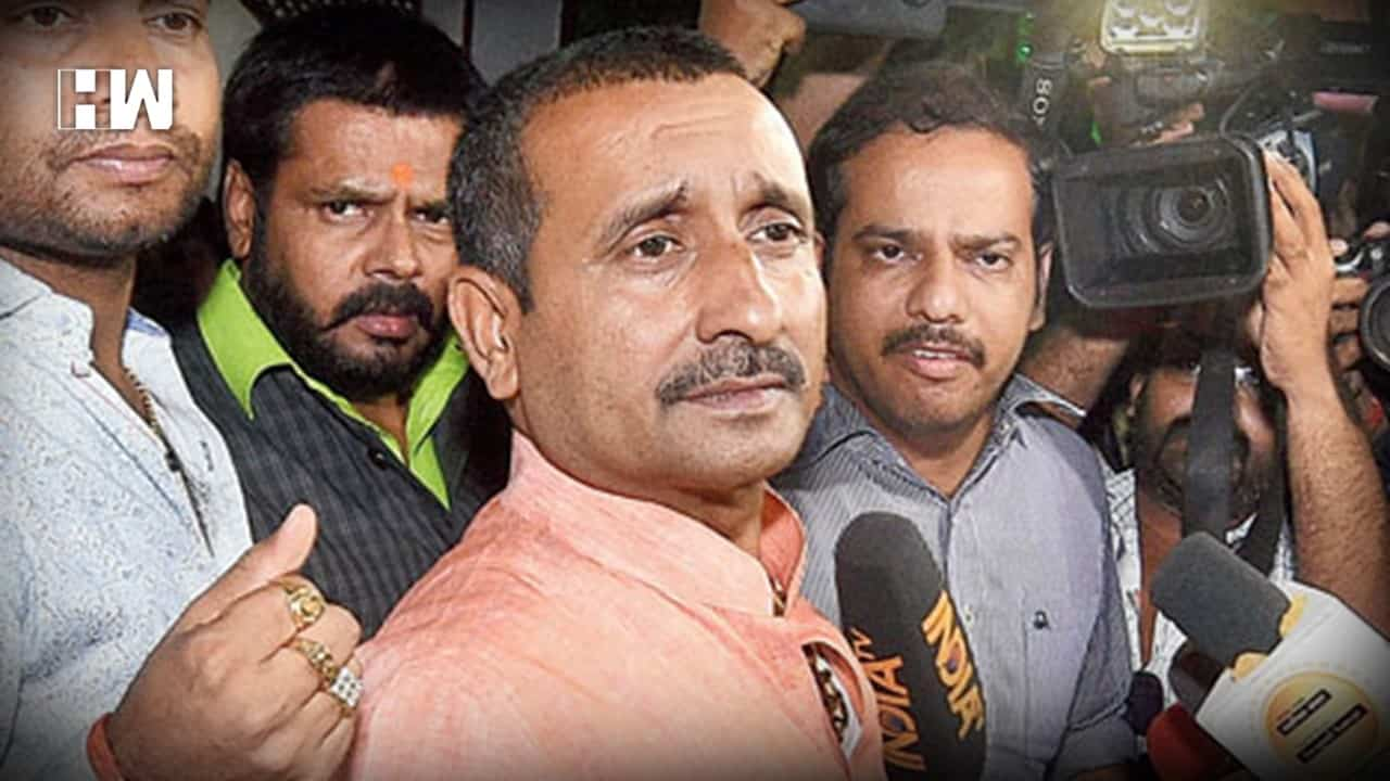 BJP expels Unnao rape accused MLA Kuldeep Sengar